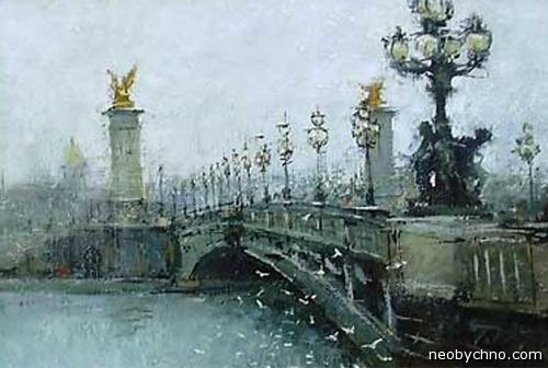 Заплывы в реке Сене