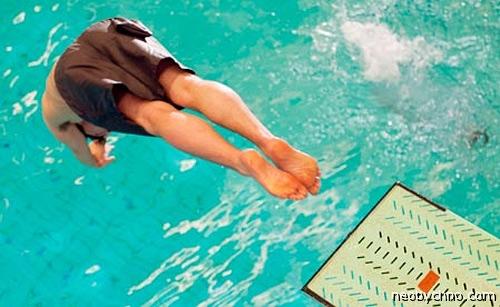 Прыжки в глубину