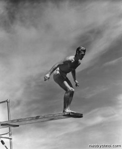 Прыжки в глубину на олимпийских играх в США