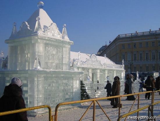 ледяные дома