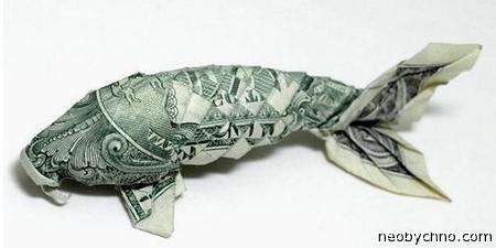 манигами рыба