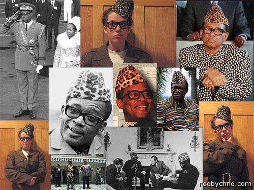 Бармалеи нашего времени – 2. Мобуту Сесе Секо Куку Нгбенду ва за Банга