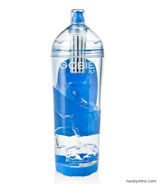 Универсальная бутылка для воды
