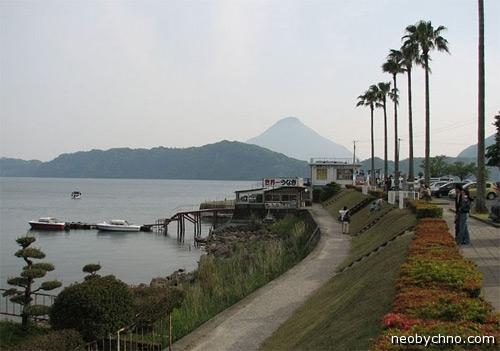 озеро Икеда