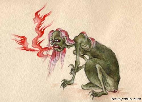 Самые злые и страшные чудовища мировых религий