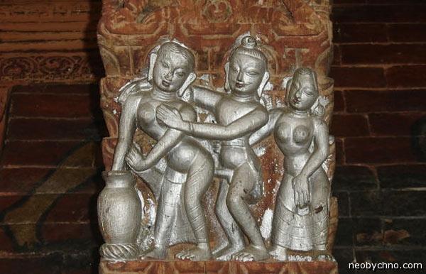 Презервативы древней Индии