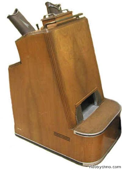 Рентгеновская примерочная для обуви