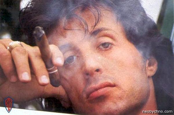 Сталлоне любил сигары