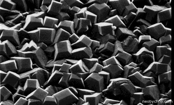Алмазы из паров текилы
