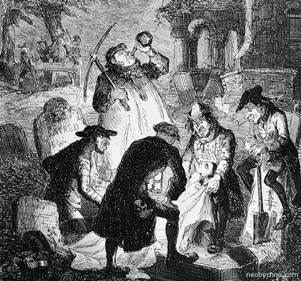 Похитители покойников