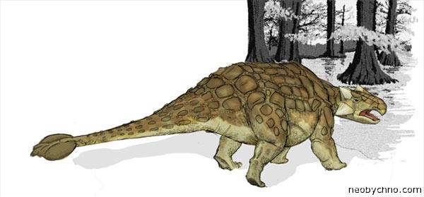 Анкилозавр любимец школьников