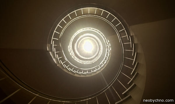 Лестница в небо, говорите?