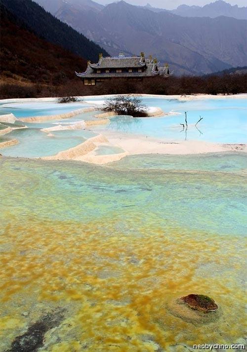 Место Желтого дракона в Сычуане