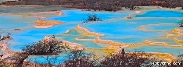 Инопланетное местечко в Китае