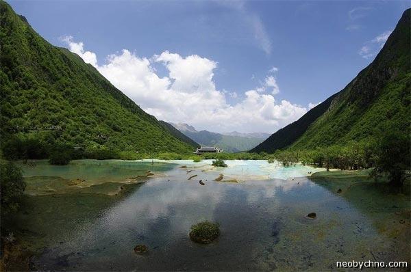 15-huanglong-scenery