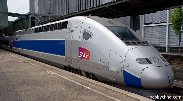 2007 год Самый быстрый поезд
