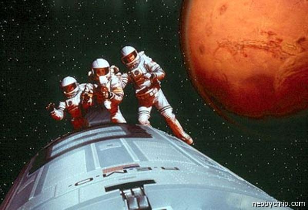 Полет на Марс в 2020 году