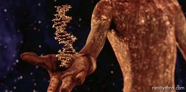 Марсианская ДНК