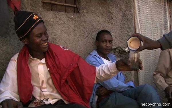 Что пьют негры в Африке