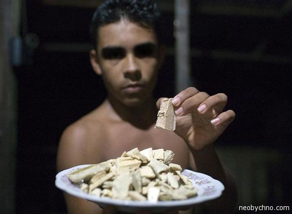 Пако - наркотик для бедных бразильцев