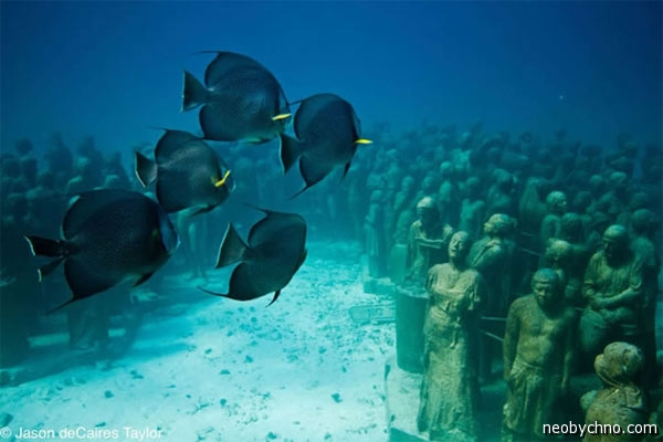 Подводные люди