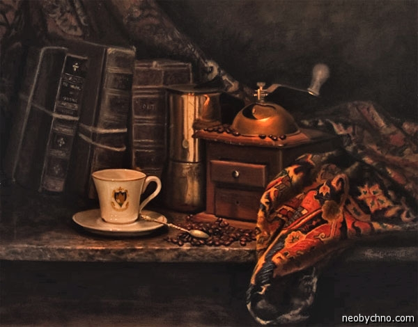 Кофе и Вольтер