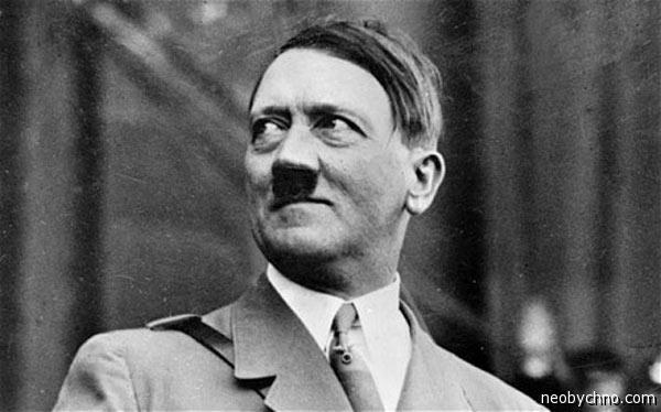 А при чем тут Гитлер?