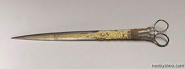 Турецкие подарочные ножницы