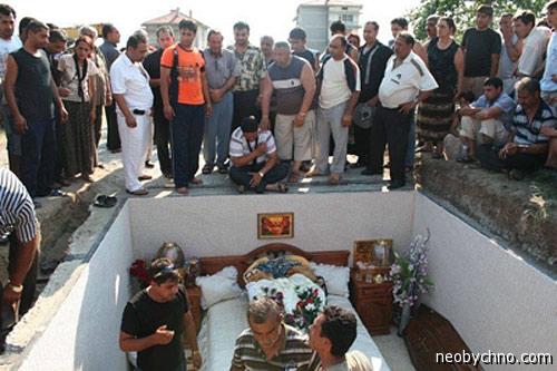 Цыганский ритуал