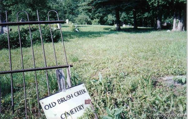Кладбище Браш Крик