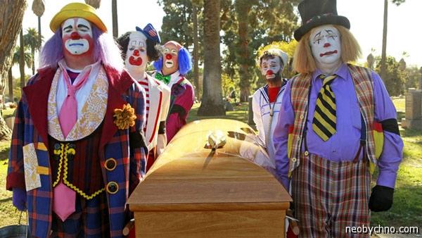 Похоронные клоуны
