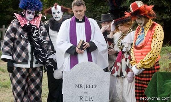 Похороны - это прикольно!