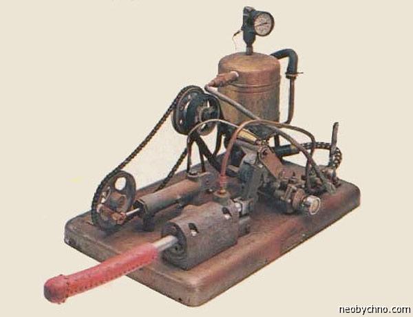Старинный вибратор