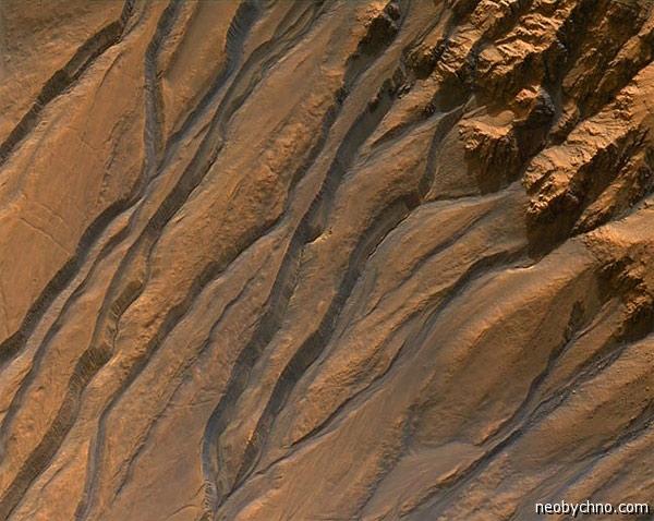 Марсианские каналы