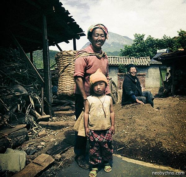 Мосуо бабье царство в Китае
