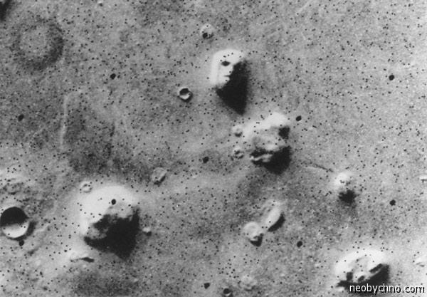 Марсианский Сфинкс