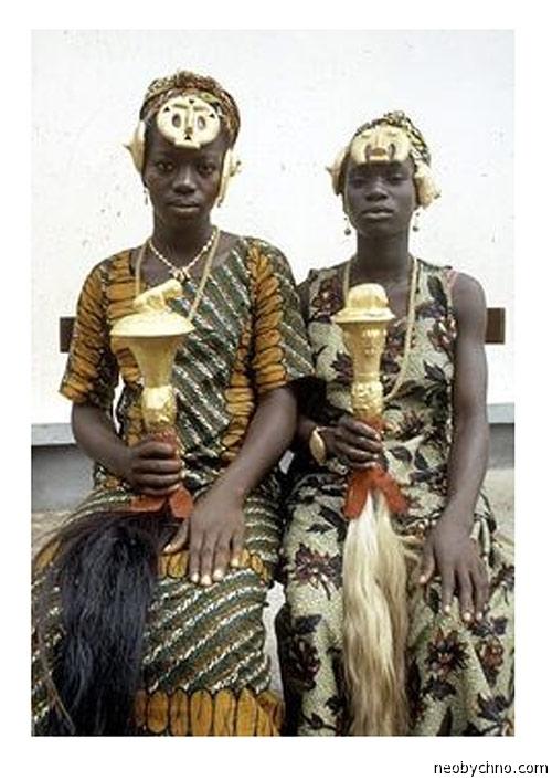 Африканские властительницы