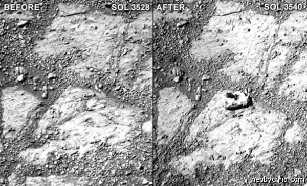 Пончик на Марсе