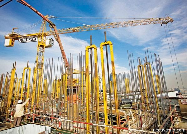 Строительство супер-небоскреба в Саудии