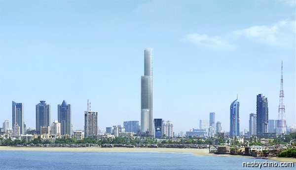 world-one-tower