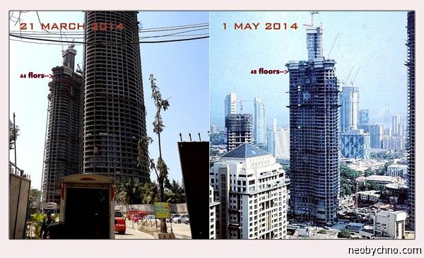 В Мумбаи строят монстр-дом