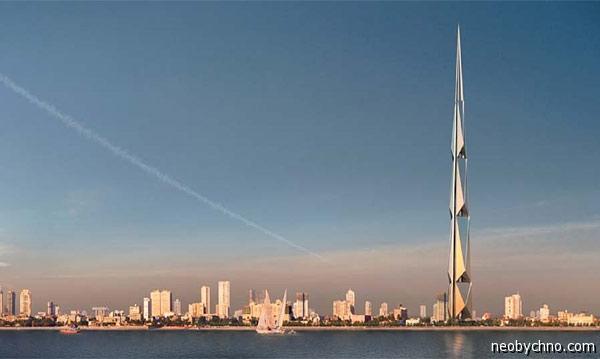 "Проект башни ""Индия"" в Мумбаи"