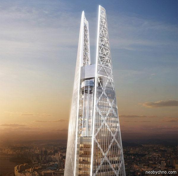 Башня в Сеуле