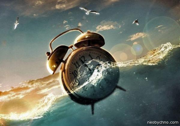 Время плывет, течет или летит?