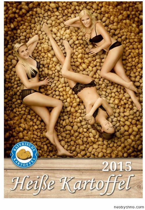 Твой картофель 2015