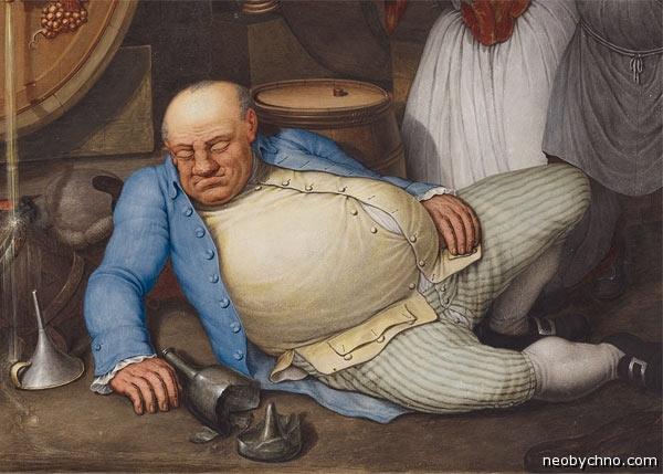 Старинное Пьянство