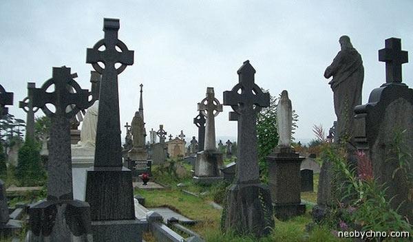 Похоронный бизнес Ирландии