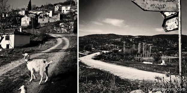 Призрачные селения Турции