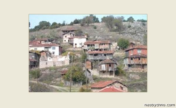 Чекене село-призрак