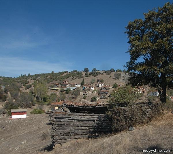 Деревня-призрак Чекене